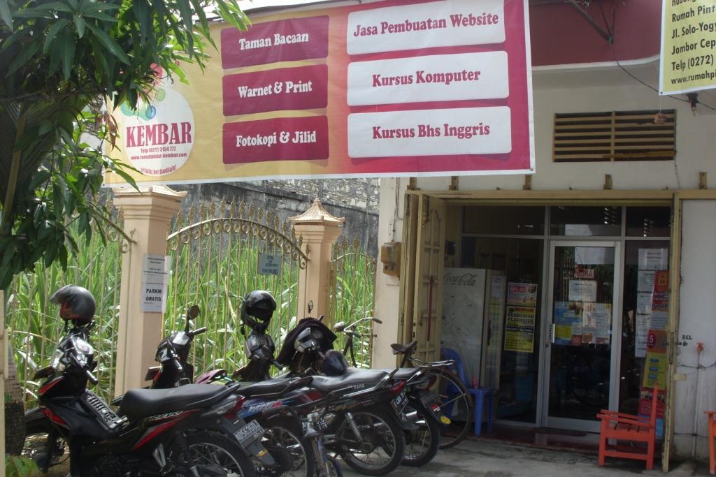 LKP Kembar - Kursus Komputer, Kursus Bhs Inggris, Jasa Web di Klaten