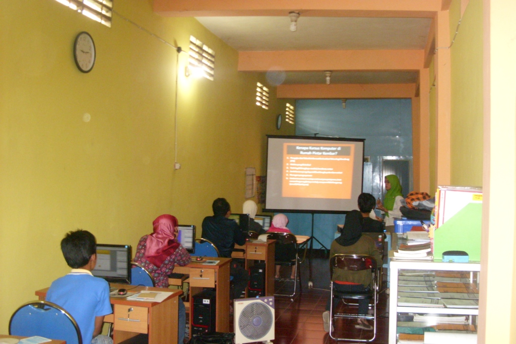 workshop komputer dan web