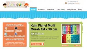 flanel shop id