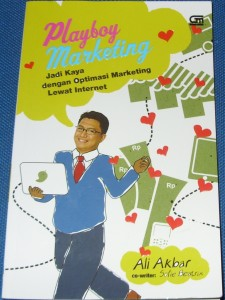 playboy marketing - ali akbar - pakar seo